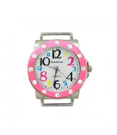 6622 Pink / White