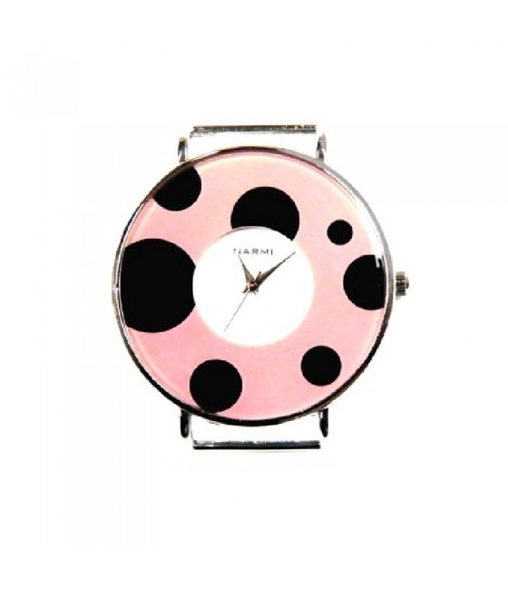 5748 Pink / Black