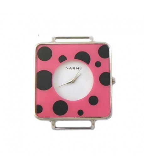 6128 Pink Black