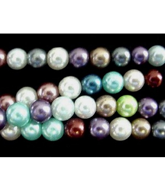 8mm Mixed Pearls