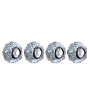 14x10x5mm Hole  Crystal AB...