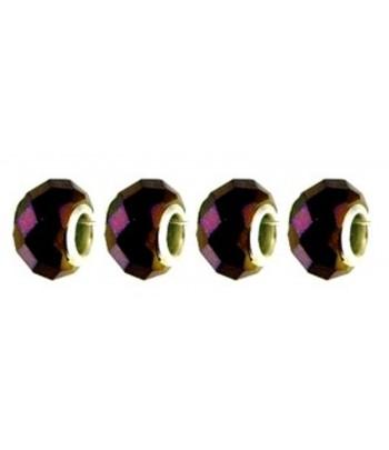 14x10x5mm Hole Euro Bead...