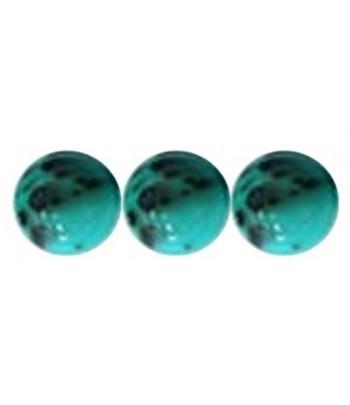 8mm Stone Look Round Beads...