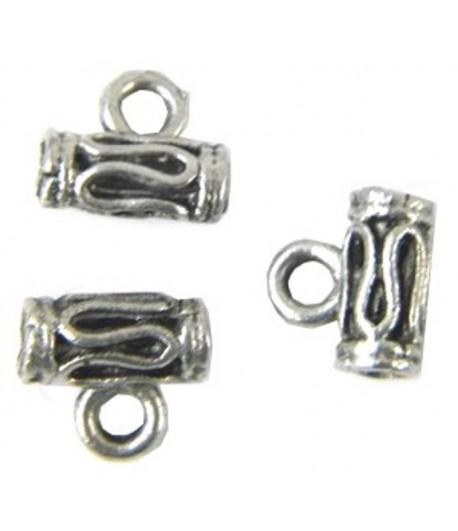 12x4mm Charm Hangers -...