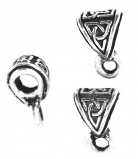 8mm Celtic Charm Hangers -...