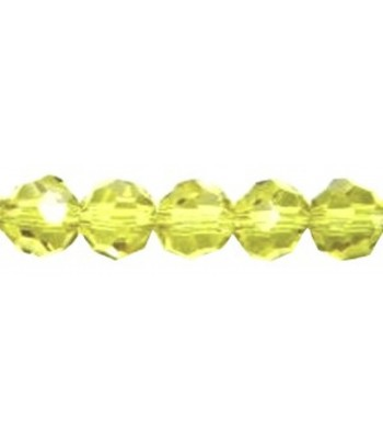 Lime Faceted Thunder...