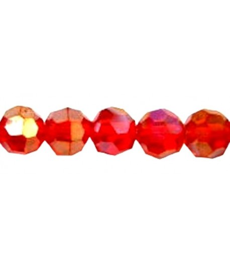 Red Faceted Thunder...
