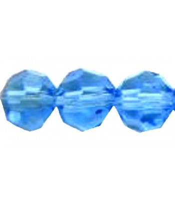 Light Sapphire Faceted...