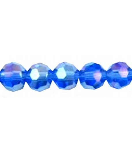 Sapphire Faceted Thunder...