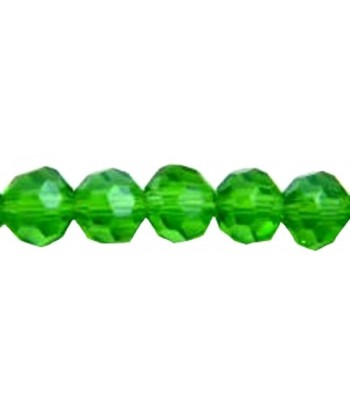 Peridot Faceted Thunder...