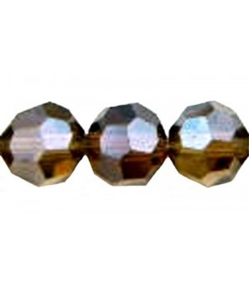 Smoked Topaz Faceted...
