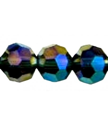Mexican Blue Faceted...