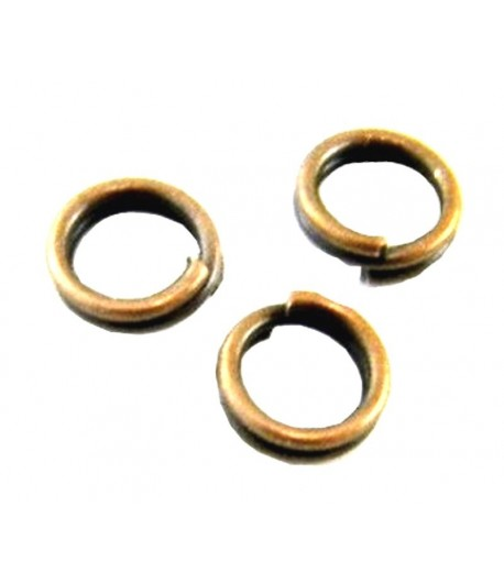 5mm OD 4mm ID Antique...