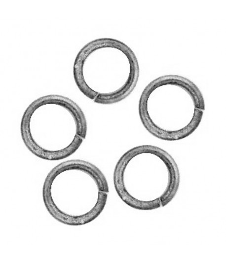4mm OD 3mm ID Jump Rings -...