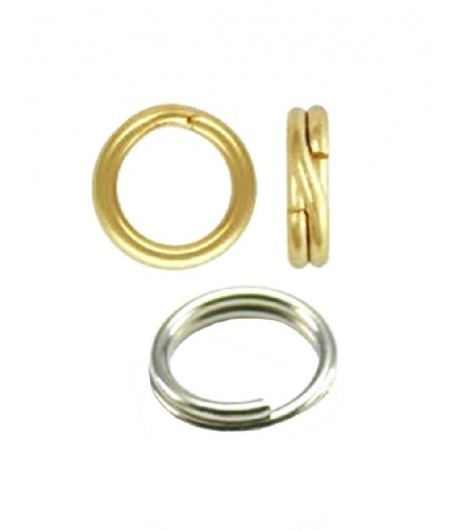 5mm OD 3.5mm ID Split Rings...