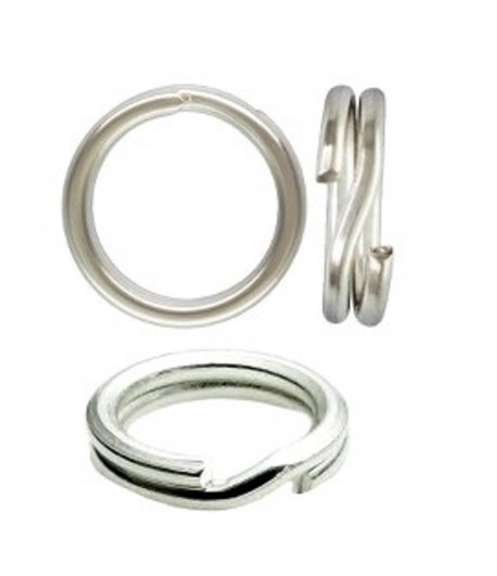 6mm OD 5mm ID Sterling...