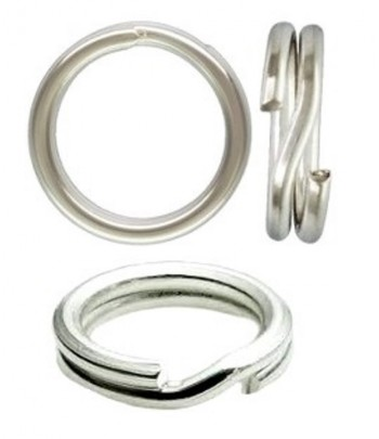 8mm OD 5mm ID Sterling...