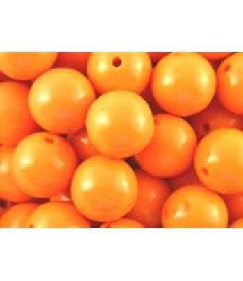20mm Resin Acrylic Orange...