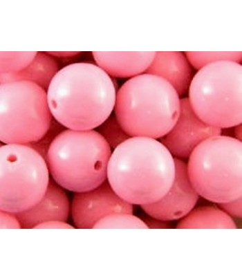 20mm Resin Acrylic Pink...