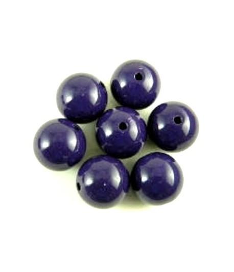 20mm Resin Acrylic Purple...