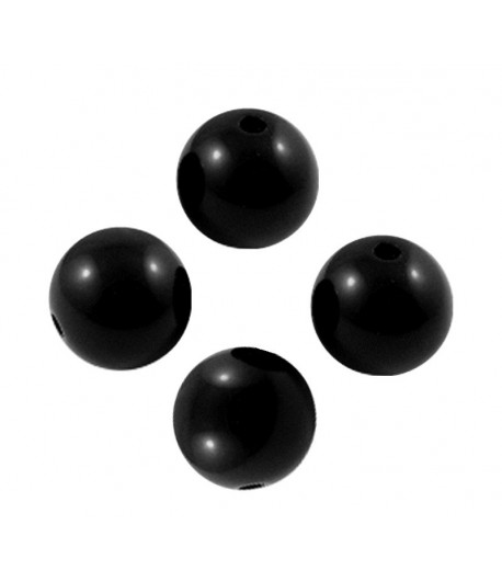 16mm Resin Acrylic Black...