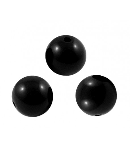 20mm Resin Acrylic Black...