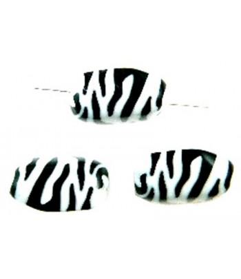 35x23mm Zebra Large Acrylic...