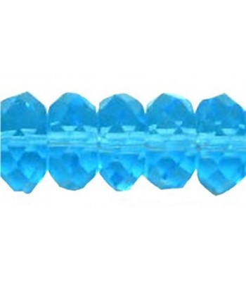 8x4mm Turquoise Faceted...