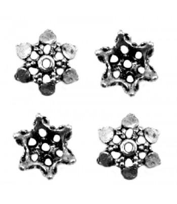 Fancy Metal Bead Caps -...