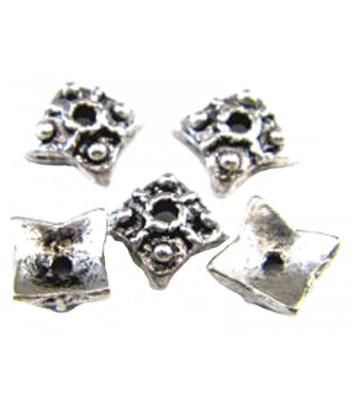 Metal Bead Caps - Jen590 -...
