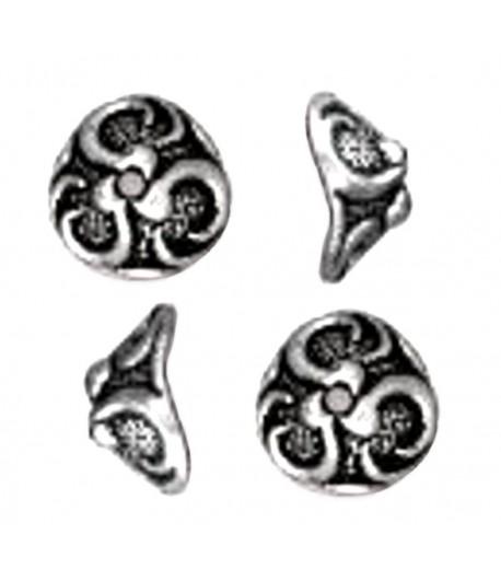 Antique Silver Metal Bead...
