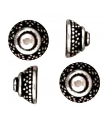 Metal Bead Caps - TC5568 -...