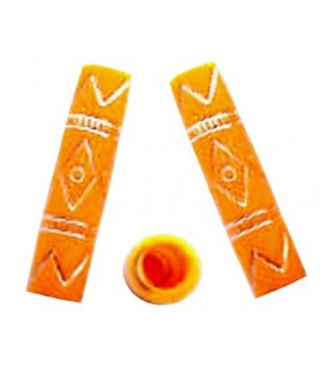 25x6mm South Western Orange...