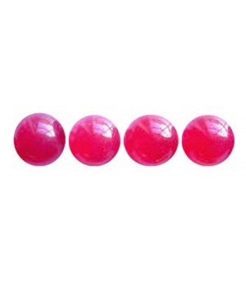 10mm Malaysia Red Beads -...