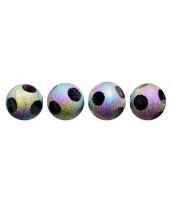 10mm Shimmer Eye Beads -...