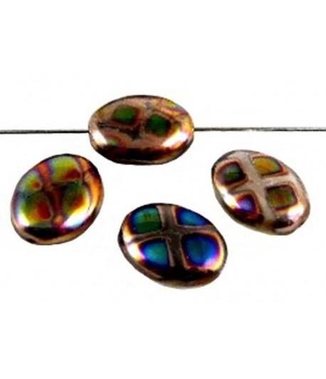 12x9mm Nizzan Effect Beads...