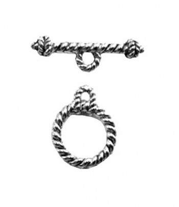 15x9mm Toggle Clasp - 3305