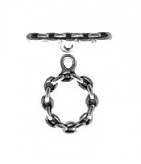 20x14.5mm Chain Link Toggle...