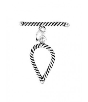 12mm ID Antique Silver...
