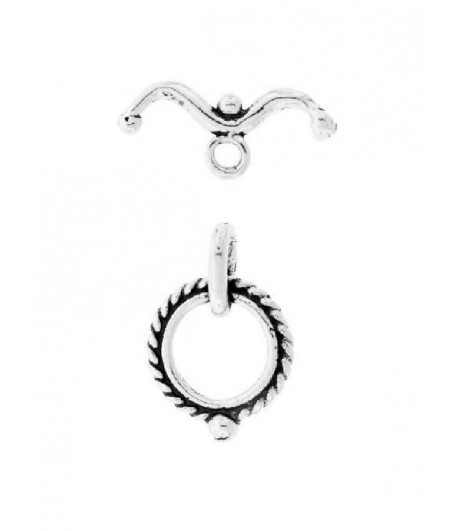 8.5mm ID Sterling Silver...