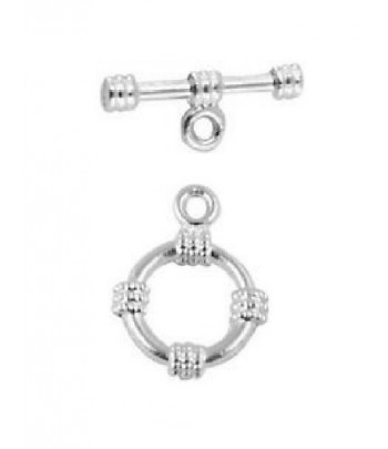 9mm Round Toggle Clasp -...