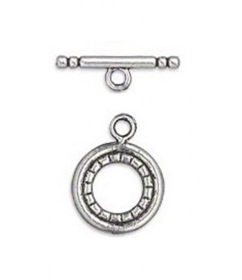 8mm ID Round Toggle Clasp -...