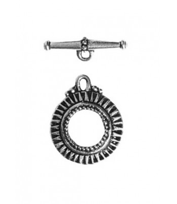 10mm ID Round Fancy Toggle...