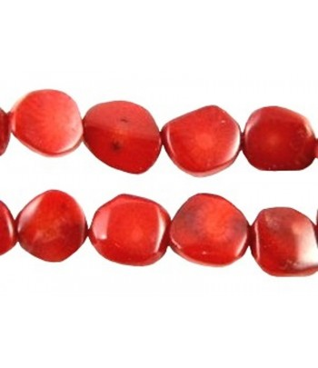 12x4mm Bamboo Coral...