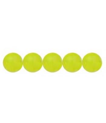8mm Lemon Jasper Gemstone...