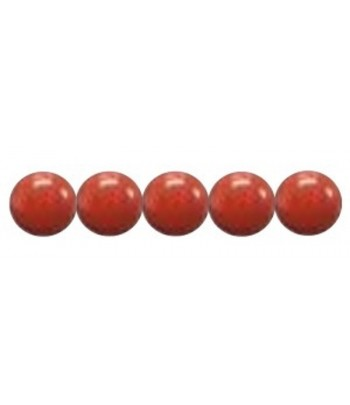 8mm Red Jasper Gemstone...