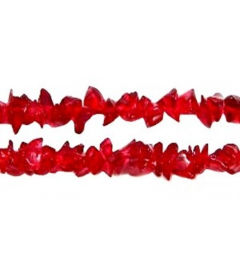 6-8mm Red Glass Chips - GC3...