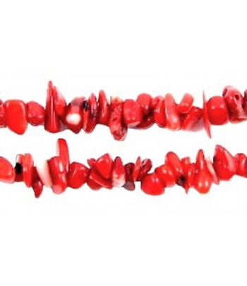 6-8mm Red Coral Chips - GC8...