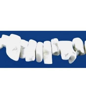 White Howlite Chips - GC15...
