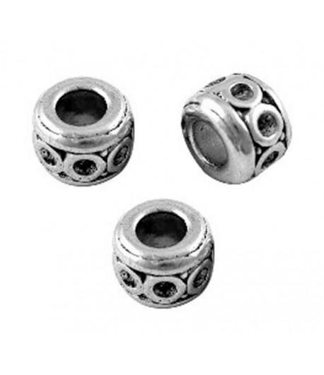 10x7mm w/5mm Hole Metal...